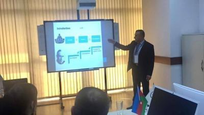 تدريسي في جامعة البصرة يشارك في المؤتمر الأوربي للقضايا الاقتصادية في أذربيجان