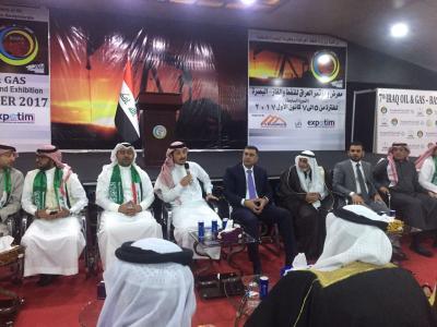 بالصور:محافظ البصرة يرعى مؤتمر رجال الاعمال العراقي السعودي في البصرة