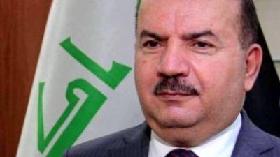 وزير الداخلية من الأنبار: منفذ القائم مع سوريا يفتح مطلع ايلول المقبل
