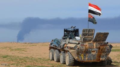 """عمليات دجلة تعلن استمرار عمليات تعقب """"داعش"""" بين ديالى وصلاح الدين"""