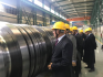نائب محافظ البصرة يطلع برفقة وفد فني على مصانع شركة شنغهاي الصينية لتصنيع محطات الطاقة الحرارية ومنظومات تحلية المياه
