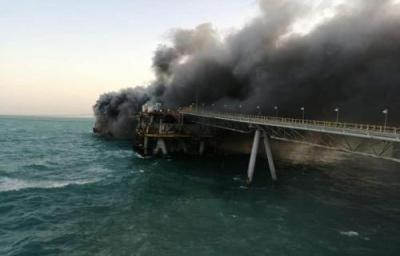 """فنجان لـ """"العهد نيوز"""": شركة نفط البصرة مسؤولة عن الحريق في ميناء البصرة"""