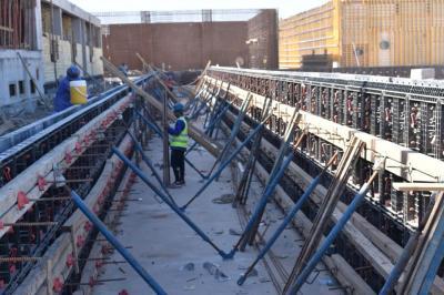 بتوجيه ومتابعة من محافظ البصرة... إحالة 16 مشروعاً لصيانة الشبكات والمجمعات المائية