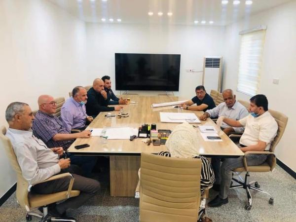 مشاريع البصرة تتفقد الأعمال في مشروع تنفيذ البنى التحتية في الزبير/المرحلة الثانية المركز الإعلاميّ