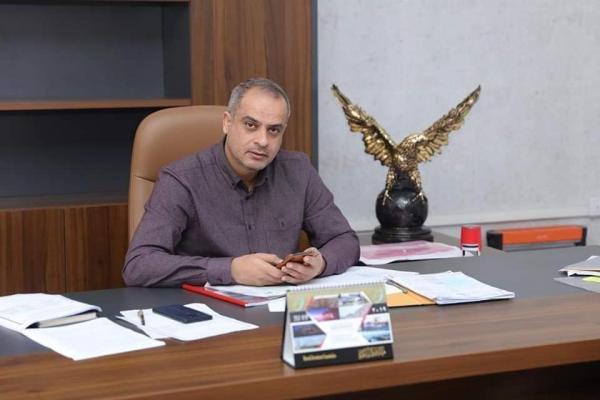 ولاء عبدالكريم يؤكد تواصل العمل بمشاريع البنى التحتية في قضاء القرنه والنواحي التابعة له .