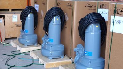 تجهيز البصرة بـ 221 مضخة غاطسة سويدية المنشأ لحل أزمة المياه الثقيلة والأمطار