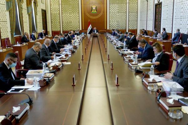 مجلس الوزراء يعقد جلسته الاعتيادية برئاسة رئيس مجلس الوزراء السيد مصطفى الكاظمي ويصدر عدداً من القرارات