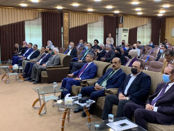 الحكومة المحلية تجدد تأكيدها على دعم مشروع ميناء الفاو وتفعيل دور العراق الإستراتيجي