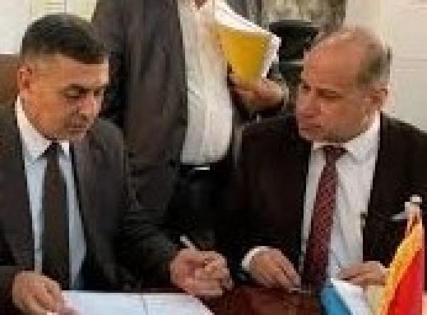 محافظ البصرة  : المجلس الوزاري وافق على تبني الحكومة المحلية تنفيذ مشروع مجاري الزبير