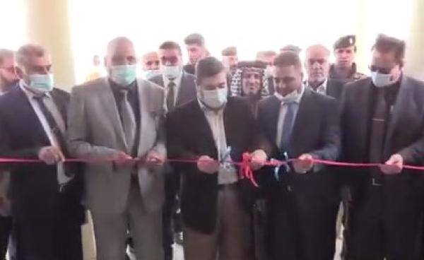 حكومة البصرة تفتتح مدرستين جديدتين للمتفوقين في ابي الخصيب