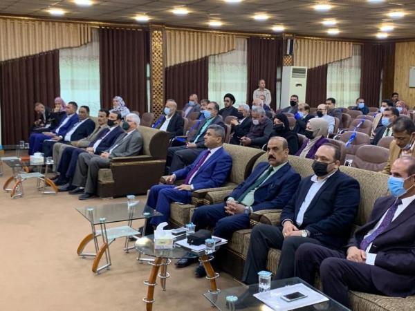 حكومة البصرة المحلية تجدد تأكيدها على دعم مشروع ميناء الفاو وتفعيل دور العراق الإستراتيجي