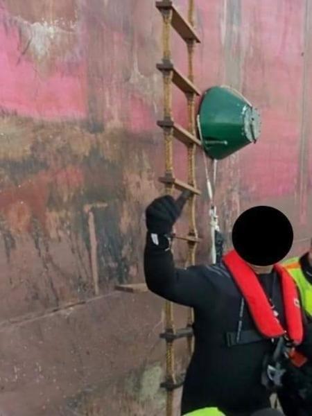 مديرية مكافحة المتفجرات تعلن إتلاف اللغم البحريّ