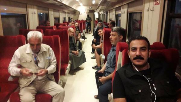 النقل :  أكثر من (77) ألف مسافر تنقلوا على متن قطاراتنا الحديثة (DMU) خلال العام الماضي