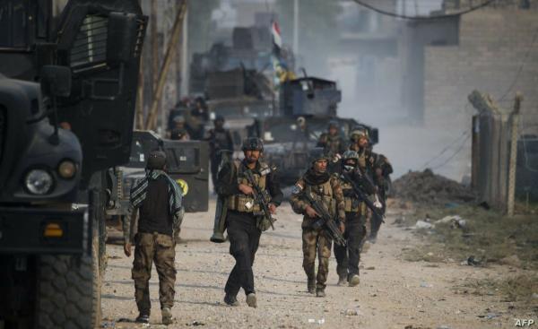 القبض على عنصرين ارهابيين شاركا بهجوم نفط خانه