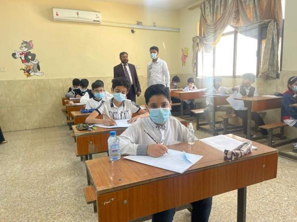 وسط إجراءات صحية مشددة.. أكثر من مليون طالب بصري يؤدون امتحانات الكورس الأول ونصف السنة