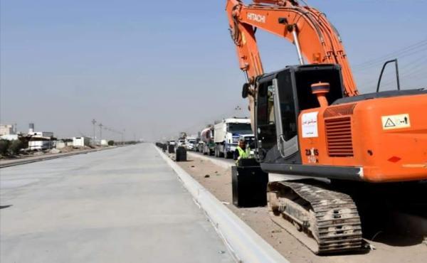 الشركة المنفذة لمشروع   طريق صناعية حمدان تكشف عن أسباب توقف العمل مؤخراً
