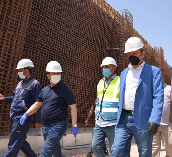 الحكومة المحلية في البصرة تتخذ سلسلة من الاجراءات لمعالجة ملوحة مياه الاسالة بعد تصاعد المد الملحي في شط العرب