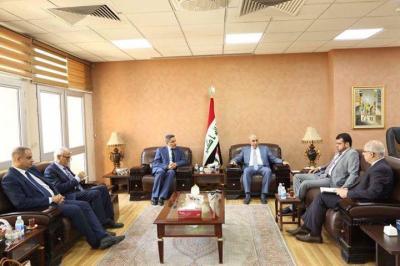 رئيس الوزراء يستجيب للمطالب التي رفعها محافظ البصرة (وكالة ً) الى وزارتي المالية والتخطيط