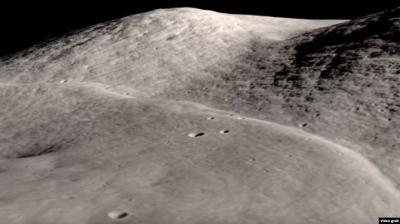 اكتشاف جديد.. القمر نشط زلزاليا