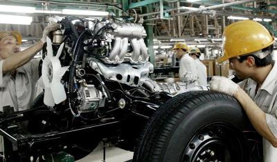 انشاء مدينة صناعية مشتركة في 5 محافظات لتصنيع المنتجات الصينية