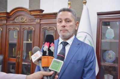 نائب محافظ البصرة : حديث رئيس الوزراء عن تحويل مبلغ ٣،٥ ترليون دينار للمحافظة سابقاً فقط في الاعلام