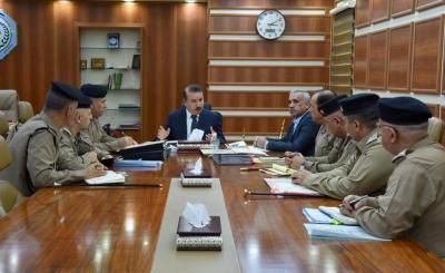 وزير الداخلية يوجه بعدم استثناء أي شخص من ضوابط القبول في كلية الشرطة والمعهد العالي