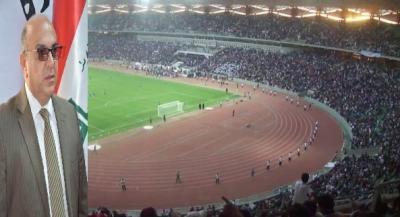 رئيس لجنة الشباب والرياضة بمجلس البصرة يرحب بتنظيم المباريات الدولية الودية لمنتخب صربيا امام منتخبنا الوطني