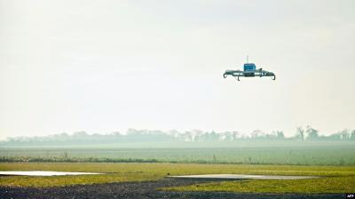 طائرة مسيرة لإدخال حشيش إلى السجن!