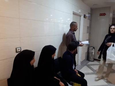 مدير مكاتب شركة ليان كاوان : معالجة اكثر من 1000 حالة مرضية ارسلت من البصرة