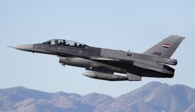 العمليات المشتركة تؤكد استمرار طائرات الـ F 16 بتنفيذ الواجبات ضد عصابات داعش