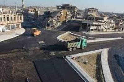 محافظ نينوى: تخصيص 7 مليارات دينار لتأهيل بوابات الموصل