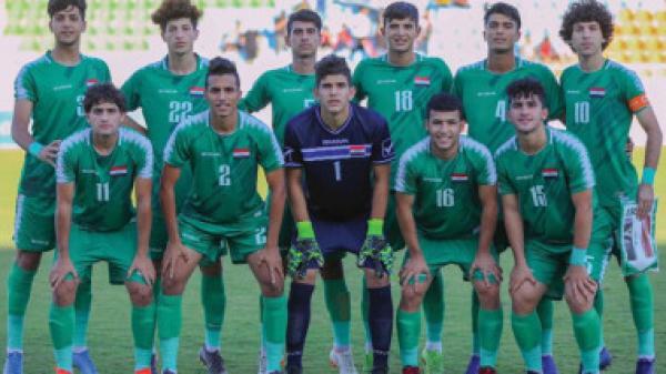 العراق مع تونس والكويت وموريتانيا في كأس العرب للشباب