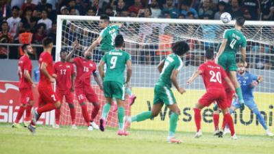 رئاسة البرلمان ترحب بموافقة الفيفا على إقامة مباريات العراق في البصرة