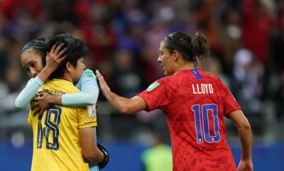 كأس العالم: أميركا تقسو على تايلاند 13- صفر