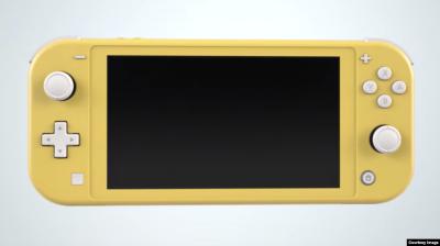 """نينتندو تعلن عن جهاز ألعاب """"Switch Lite"""""""