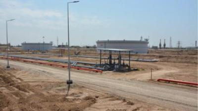 «المشاريع النفطية» تواصل أعمال تأهيل حقل شرقي بغداد