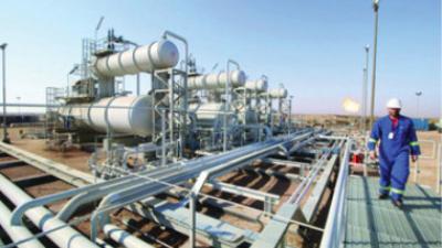 1.8 مليون برميل انتاج حقل بدرة النفطي في 9 أشهر