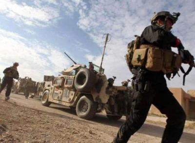 قتل ارهابيين احدهما مسؤول مايسمى بديوان الحسبة التابع لداعش في كركوك
