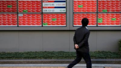 تراجع الأسهم الأوروبية واليابانية بفعل مخاوف فيروس الصين