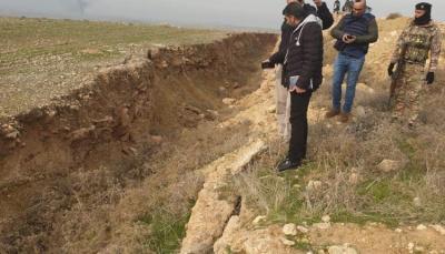 الكشف عن موقعين لمقابر جماعية في نينوى