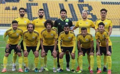 الدوري العراقي الممتاز.. التعادل يحسم مباراة اربيل والنجف