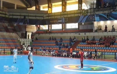 ليوث الرافدين يودعون بطولة آسيا لشباب كرة الصالات