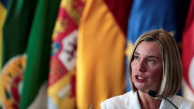 مفوضية شؤون اليورو: الاتحاد الأوروبي يدعم الاتفاق النووي مع إيران