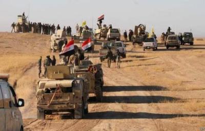 نينوى.. استنفار امني لمنع تسلل عناصر داعش من سوريا