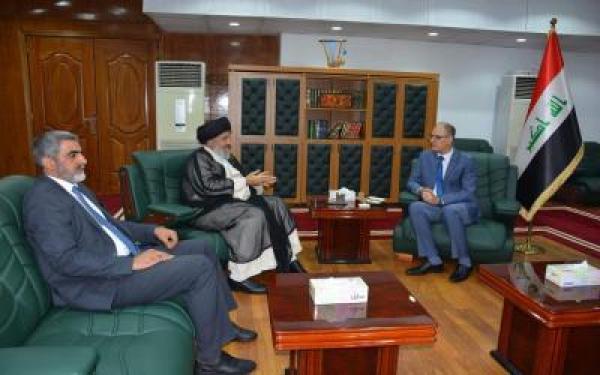الحمداني يعقد اتفاقاً مع اتحاد الاذاعات والتلفزيونات العراقية لتكريم الشخصيات الصحفية والإعلام