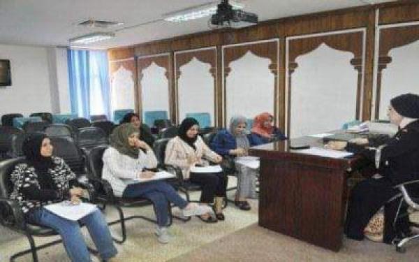 دار الكتب والوثائق تقيم دورة صحفية تطويرية لإعلامييها