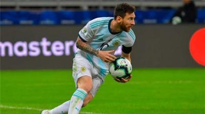 ميسي ينقذ الأرجنتين من الخسارة أمام البارغواي في كوبا أميركا