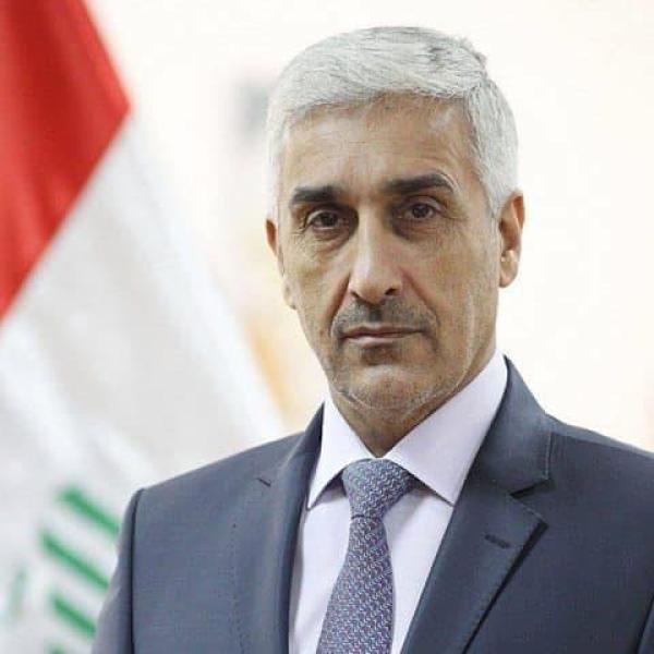 وزير الشباب والرياضة لزيلوان حمد: اتمنى ان تمثل وطنك خير تمثيل