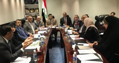لجنة التربية البرلمانية تستضيف سهى بك: على الوزارة تخصيص مبالغ مالية (٣٠ الفاً لطلبة الابتدائية و50 الفا للمتوسطة)