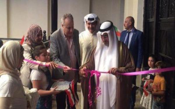 افتتاح سينما الاطفال في قصر البصرة الثقافي